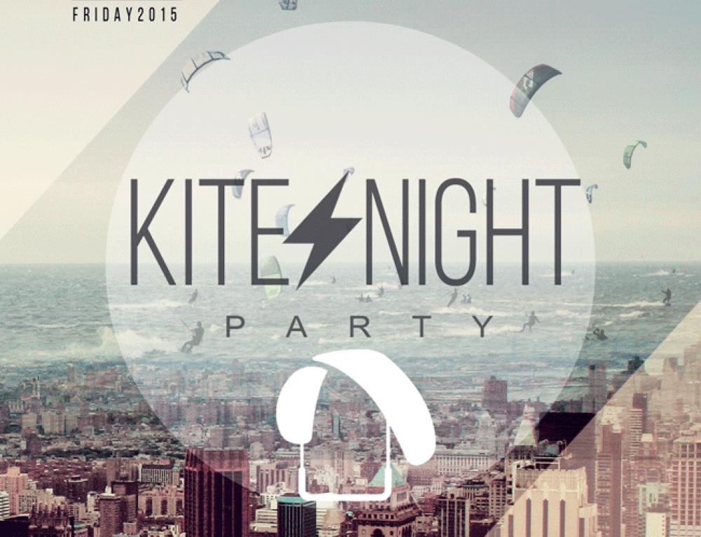 La soirée à ne pas rater: Kite Night!