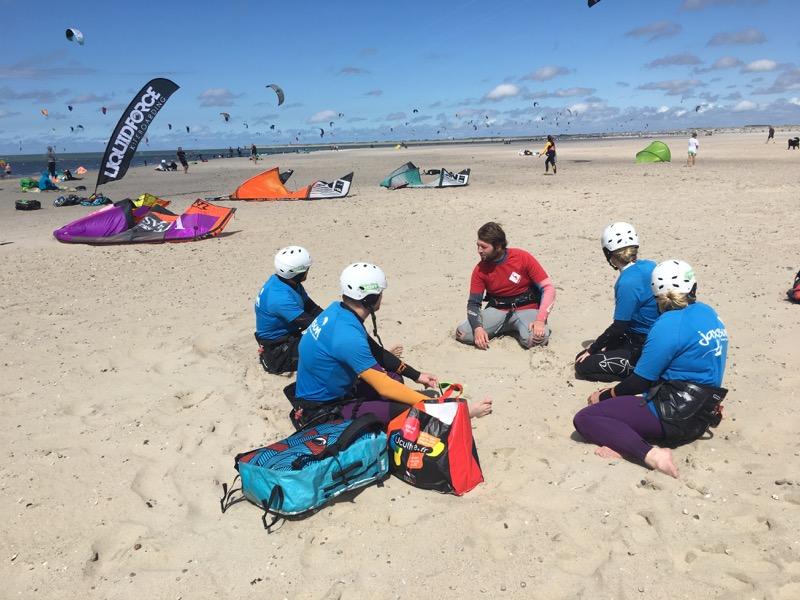 Cours de Kite 2017